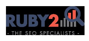 Ruby2 SEO logo